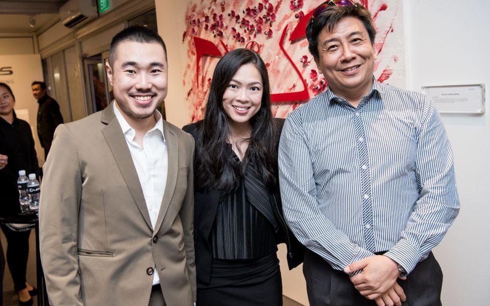 Jonathan Tan, Tabitha Yeo, Roland Lim