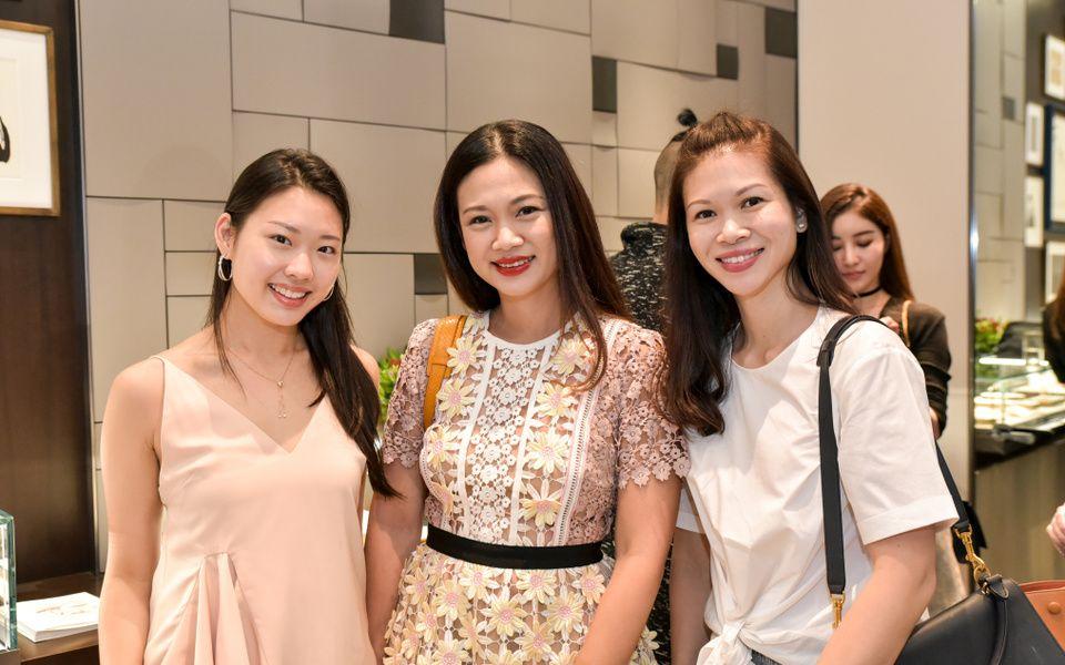 Rebecca Eu, Tjin Lee, Min Lee