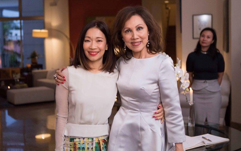 Corinne Ng, Sandra Chang