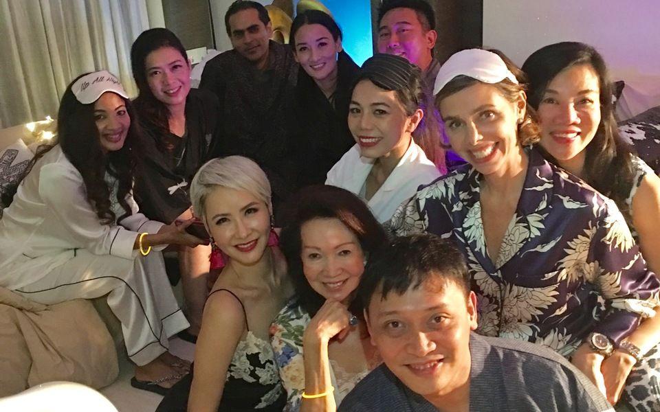 Iroshini Chua, Ho Ching Lin, Celina Lin, Gaurav Kripalani, Tiara Shaw, Celeste Basapa, Ginny Wiluan, Calvin Chan, Chan Kwai Sum, Olga Iserlis, Marie Wong