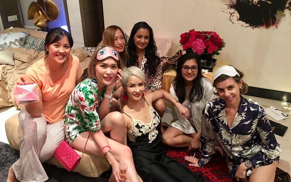 Vanessa Liok, Michelle Eng, Tan Min-Li, Celina Lin, Simran Bedi, Vihari Sheth, Olga Iserlis