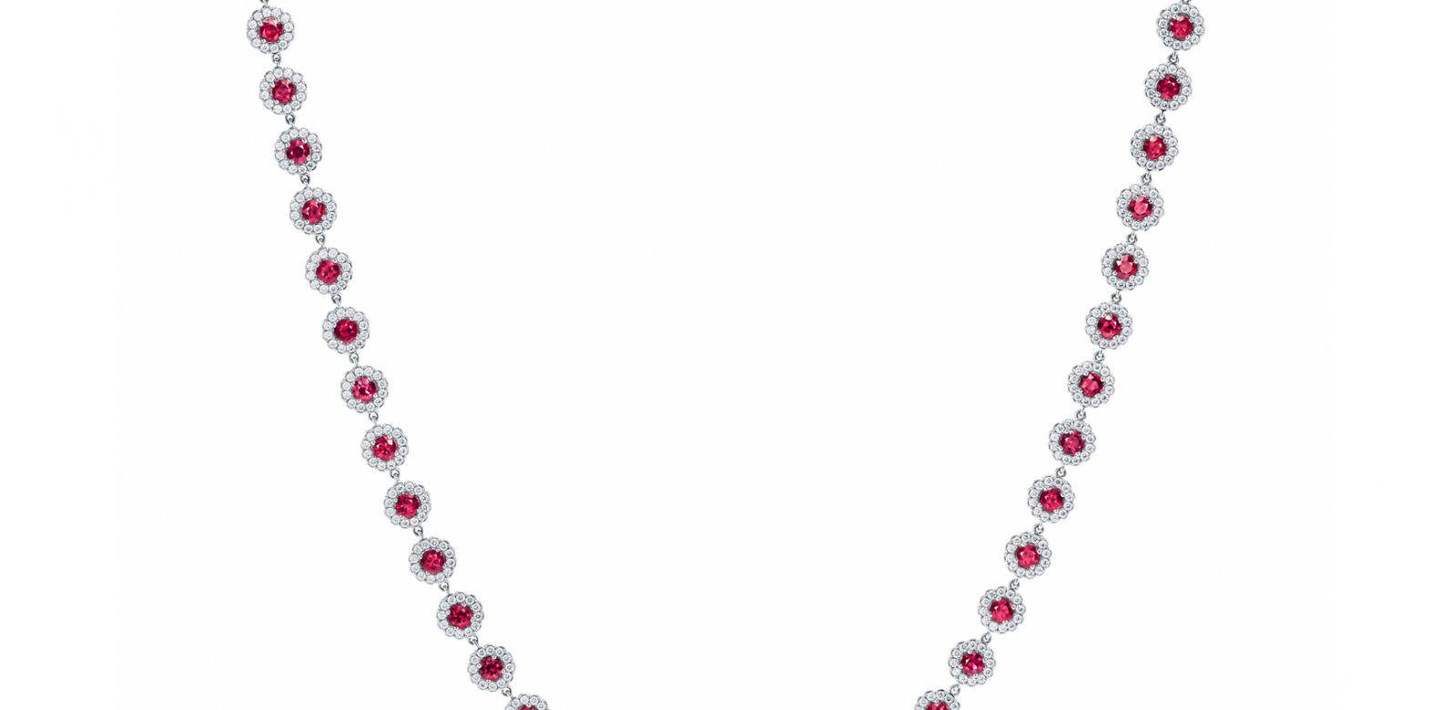 Necklace, Tiffany Cobblestone collection