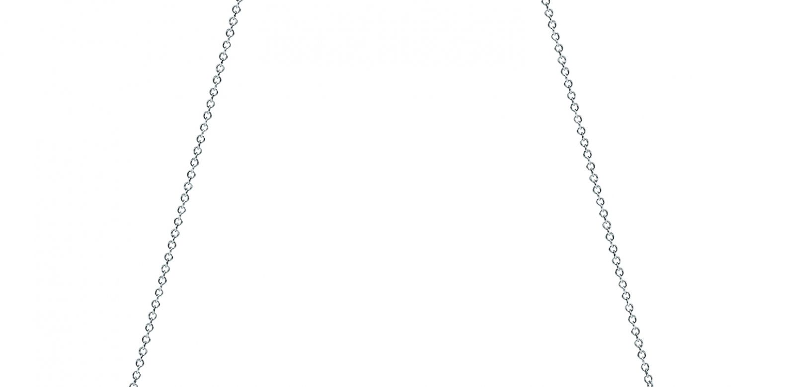 Smile necklace, Tiffany T collection