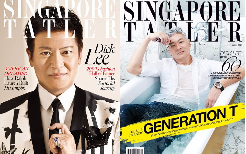 Dick Lee (Apr 2009 & Aug 2016)