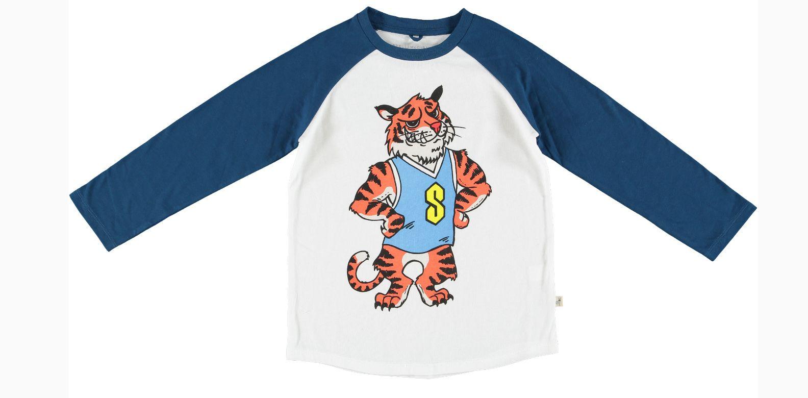 Stella McCartney Kids baby t-shirt; Kids21 B1-59 The Shoppes at Marina Bay Sands
