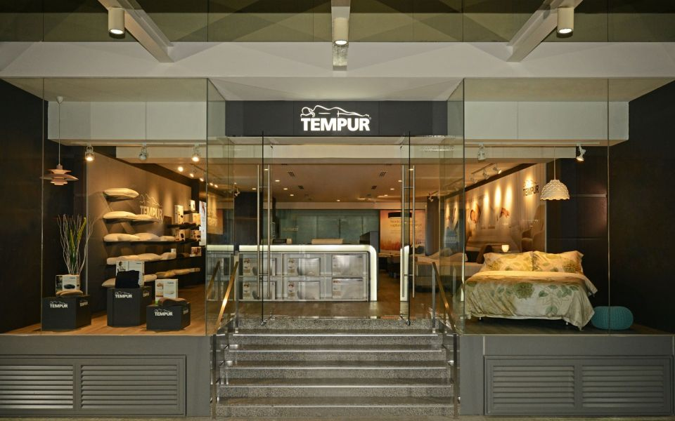 Tempur Sleep Sanctuary