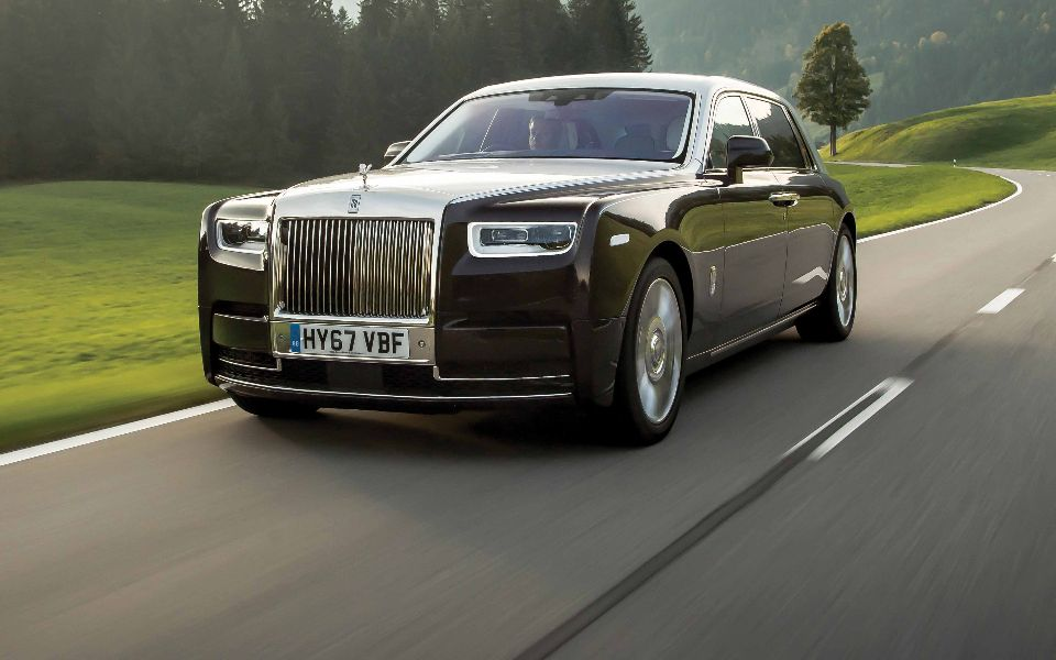 Is The Rolls Royce Phantom World S Best Car