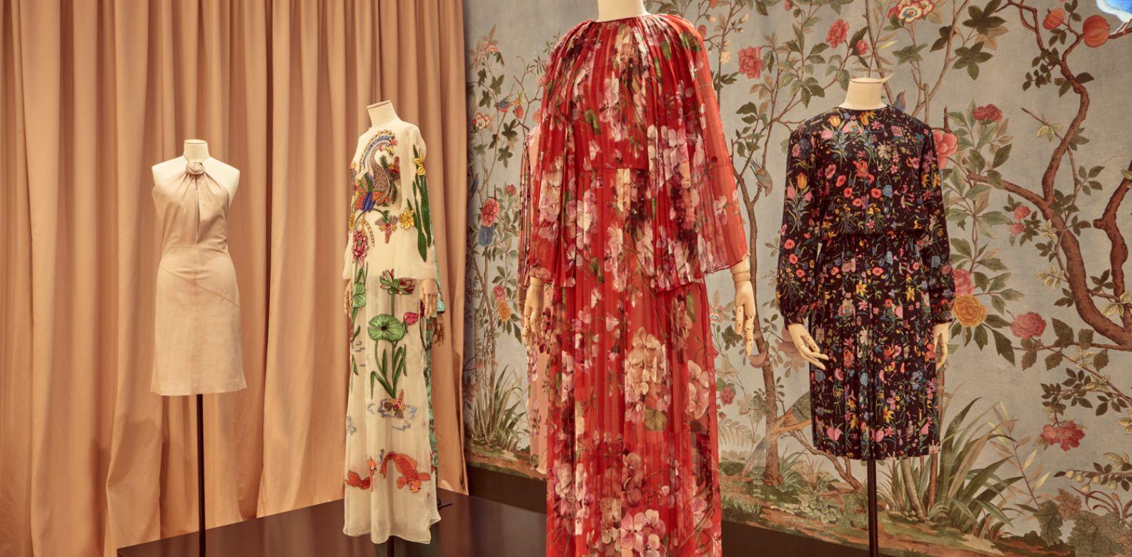 immagini palazzo museo le boutique mercanzia a moda garden inaugura immagine artribune gucci inaugurazione firenze opening progettazione dell