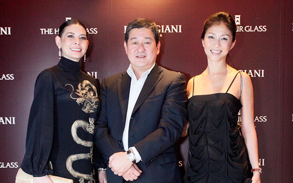 Marissa Wee, Laurence Wee, Wong Li Lin