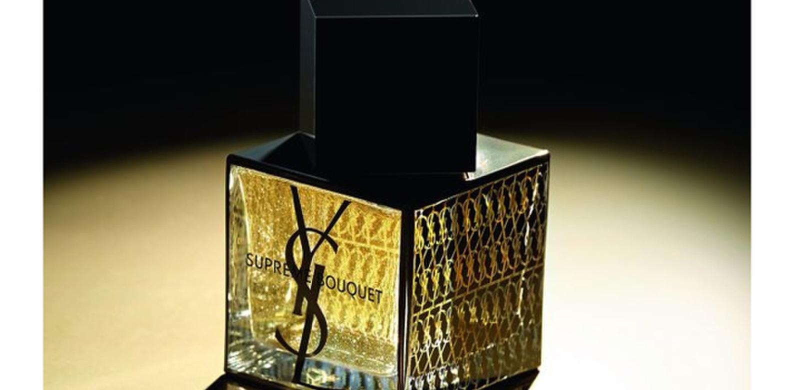 Yves Saint Laurent Launches Luxury Edition Of Suprme Bouquet Parfum Singapur Bvlgari Man