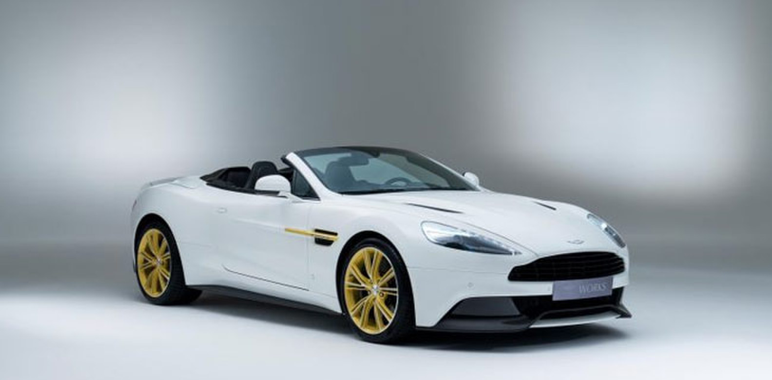 Aston Martins Latest Special Editions Include Vintage Details - Aston martin vintage