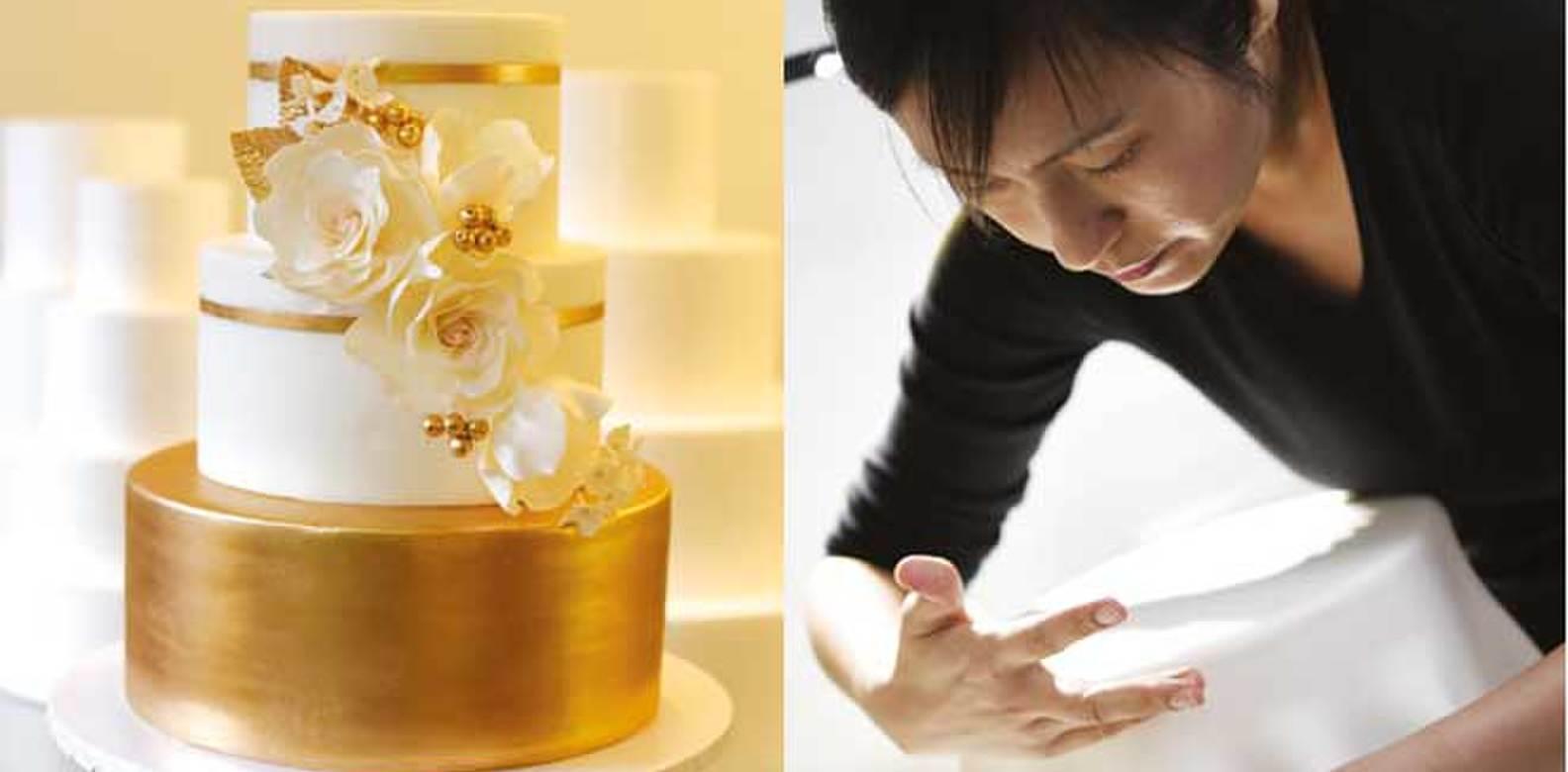 A Wedding Cake | Singapore Tatler