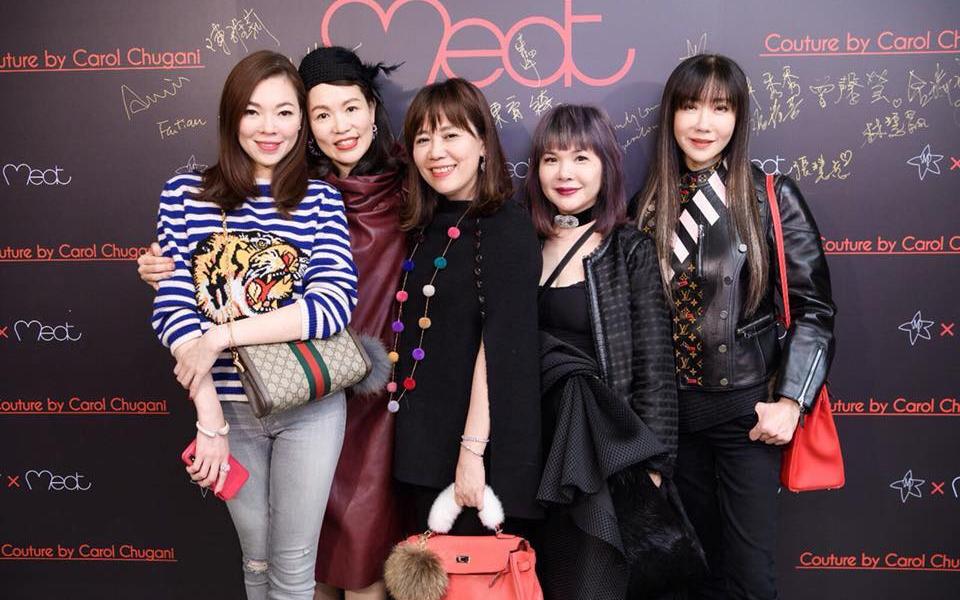 曾馨瑩,Carol Chugani,方麗幸,張清芳,金瑞瑤