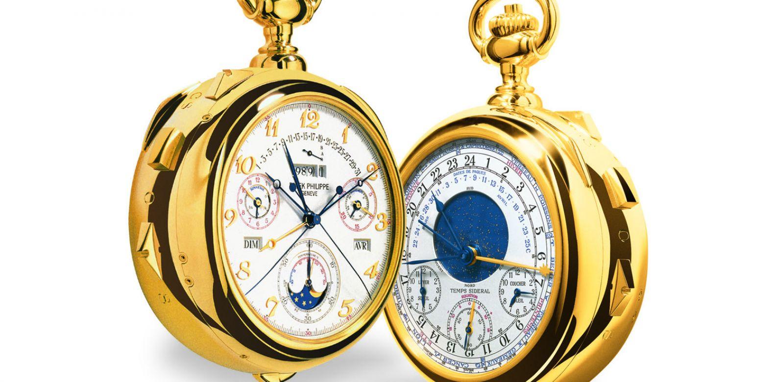 於1959年打造的複雜輕攜式時計Calibre 89,當時是為了紀念品牌創立150週年而製作,整枚時計共由1,728個獨立零件組成,更有包含恆星時間、天文時差與天象圖顯示等33項功能by Patek Philippe。