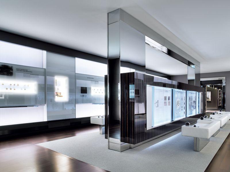 博物館內部by Iwc schaffhausen。