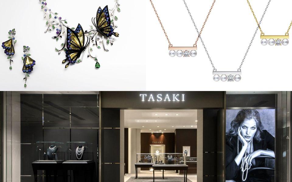 Tasaki全新限定店與珠寶系列by Tasaki。