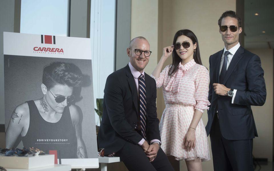 Taiwan Tatler 2017亞洲最具風尚女性穆熙妍上鏡就靠這一副!Safilo X Luxasia 精心呈現今夏最潮墨鏡