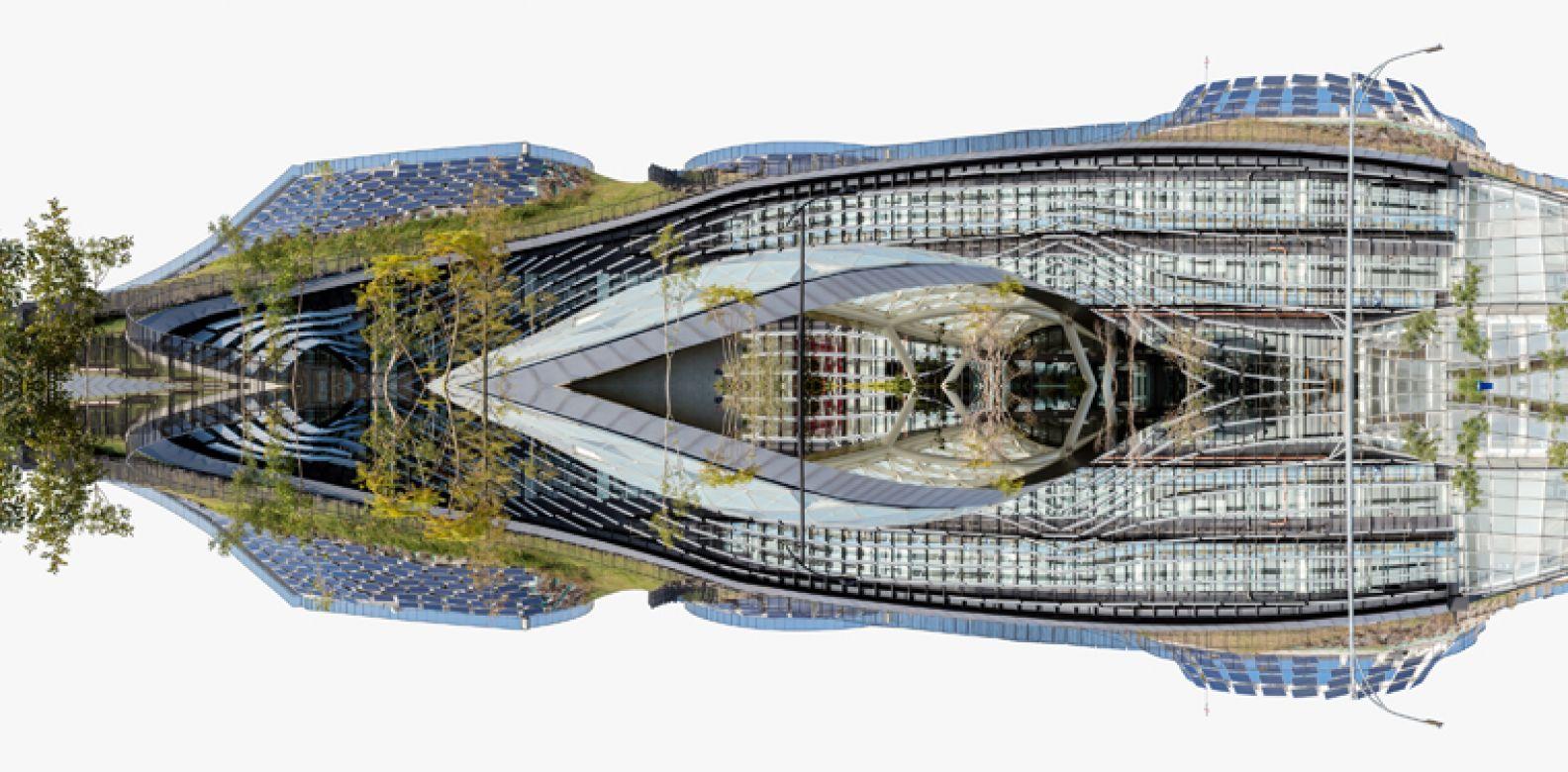 X-Y Building Facade MOEA #01(王艾斯)