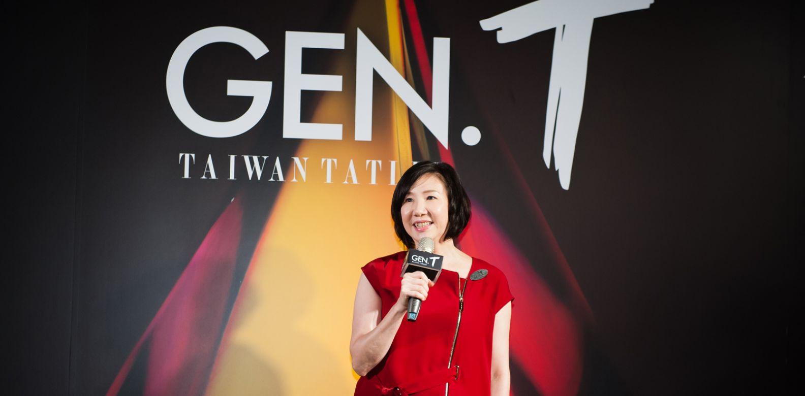 Taiwan Tatler總經理梁茗芬。