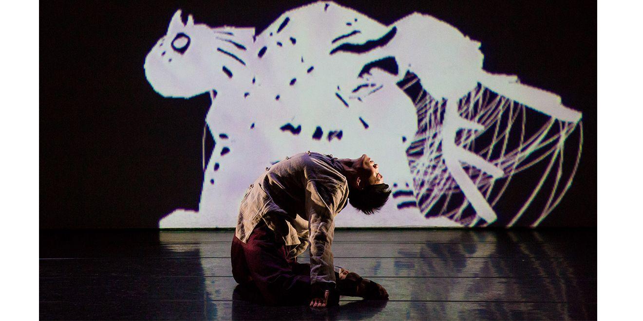 科技結合藝術的驚奇之旅!即時互動多媒體劇《追》本月16日誠品表演廳登場
