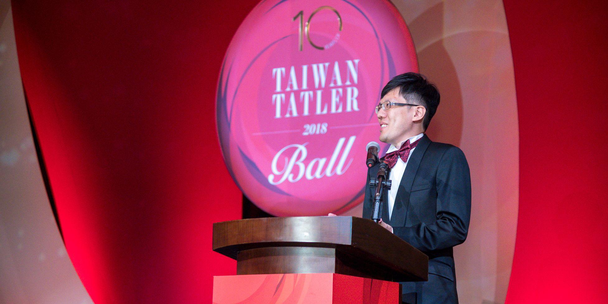 Taiwan Tatler Award 2018明日領袖得主——勤美璞真文化藝術基金會執行長何承育,看見在地藝術能量