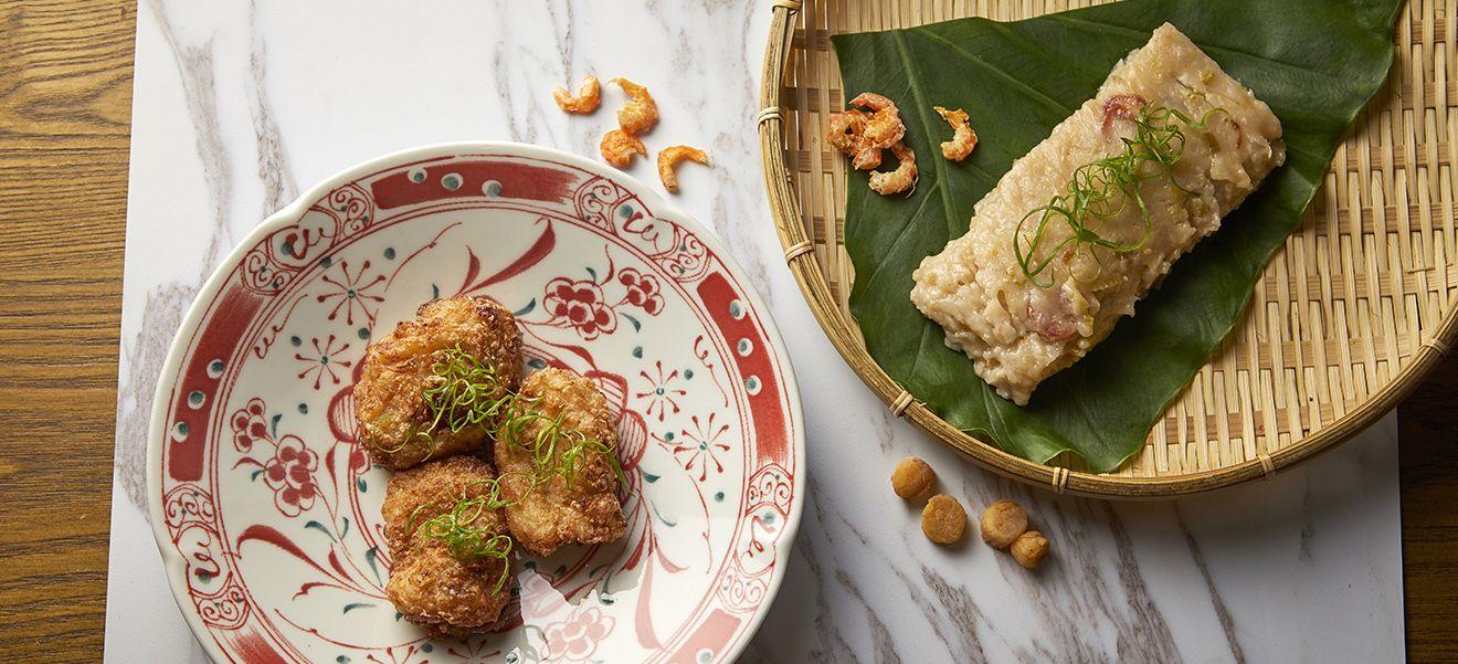 家傳食譜首曝光!米其林一星餐廳Longtail 主廚林明健的港式蘿蔔糕簡單又好味