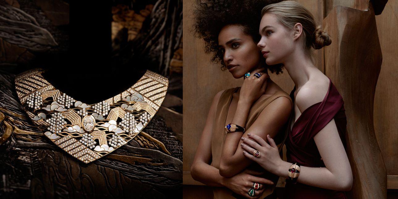 跨越時空文化探險家,CHANEL、CHAUMET用珠寶探索文化之美