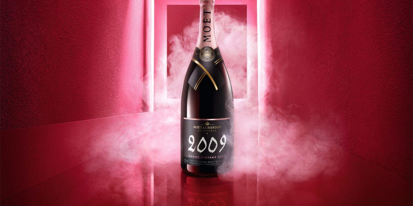 年末派對贈禮首選!優越年份香檳 Moët & Chandon Grand Vintage 2009 全新上市