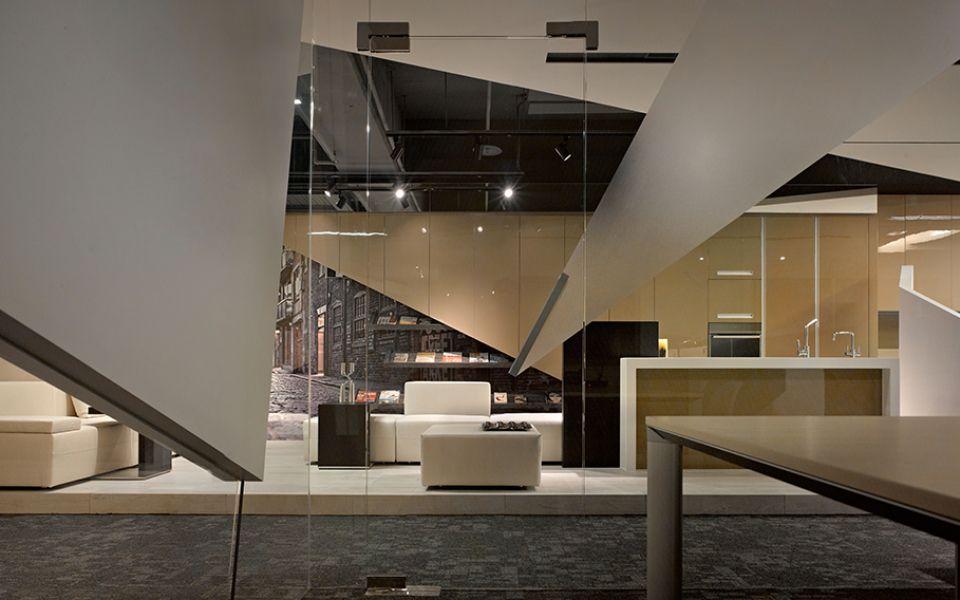 劉榮祿,室內設計