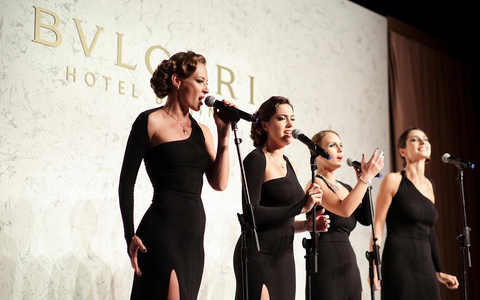義大利美聲組合Le Divas