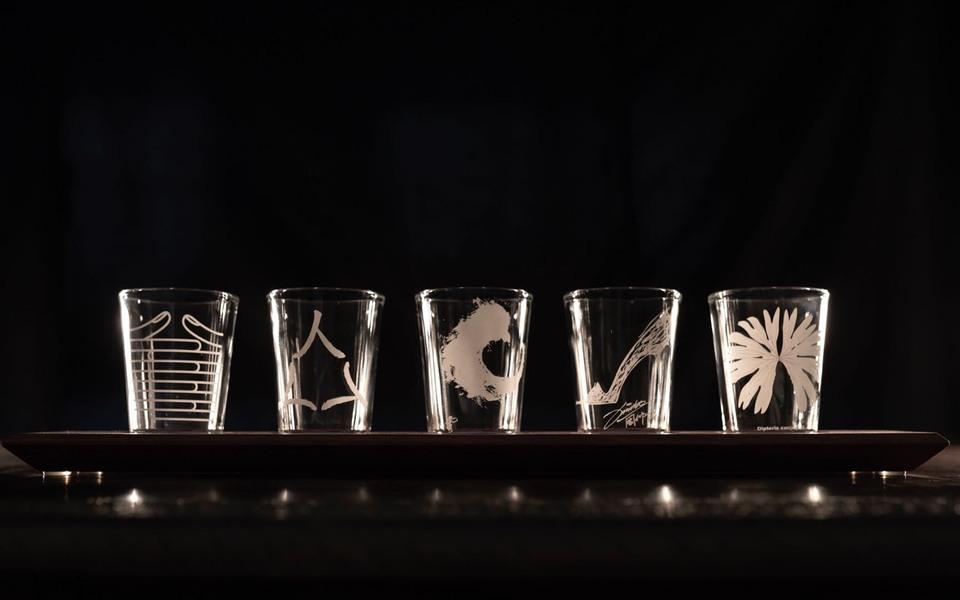 透過回收玻璃創造新的意義,並與人們發生最最美的關係!