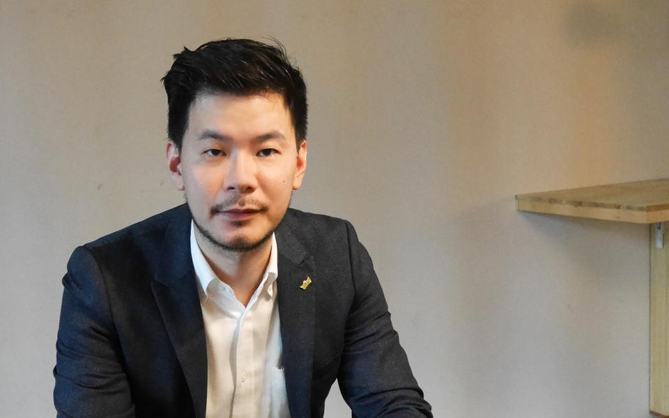 2017 Taiwan Tatler Award明日領袖  春池玻璃吳庭安,以玻璃為媒介創造循環經濟新價值