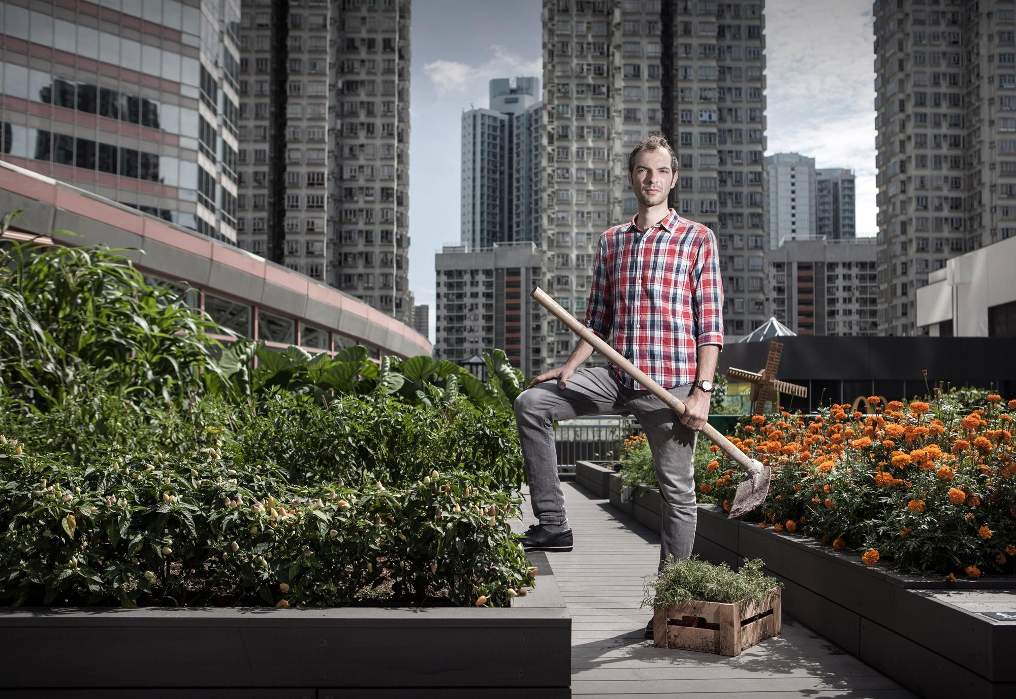 Pol Fàbrega On Why Urban Farming Is The Next Step In Conscious Eating