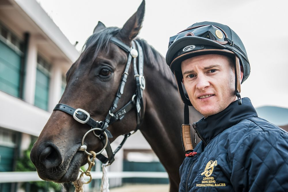 Champion Jockey Zac Purton On Walking The Line Between Sacrifice And Success