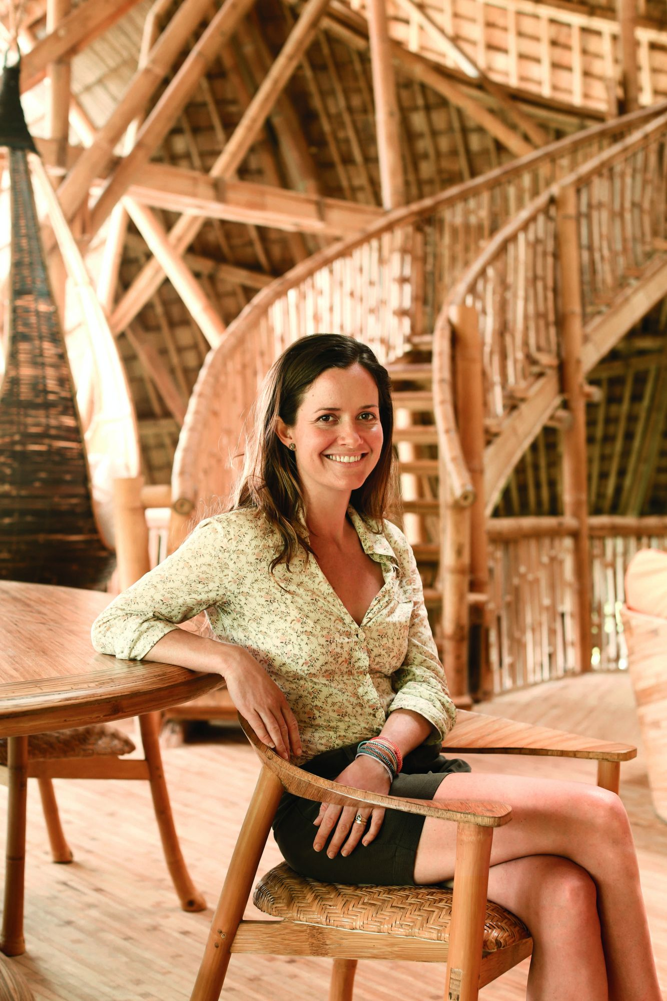 Designer Elora Hardy Is Disrupting The Way We Think About Sustainable Construction