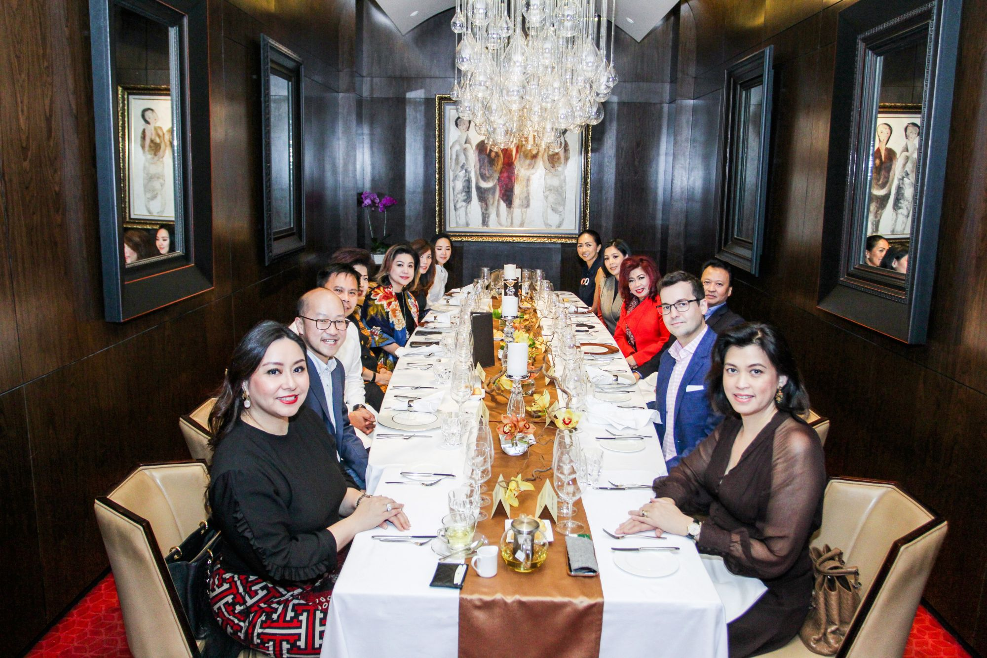 In Pictures: The Indonesia Tribe Kickoff Dinner
