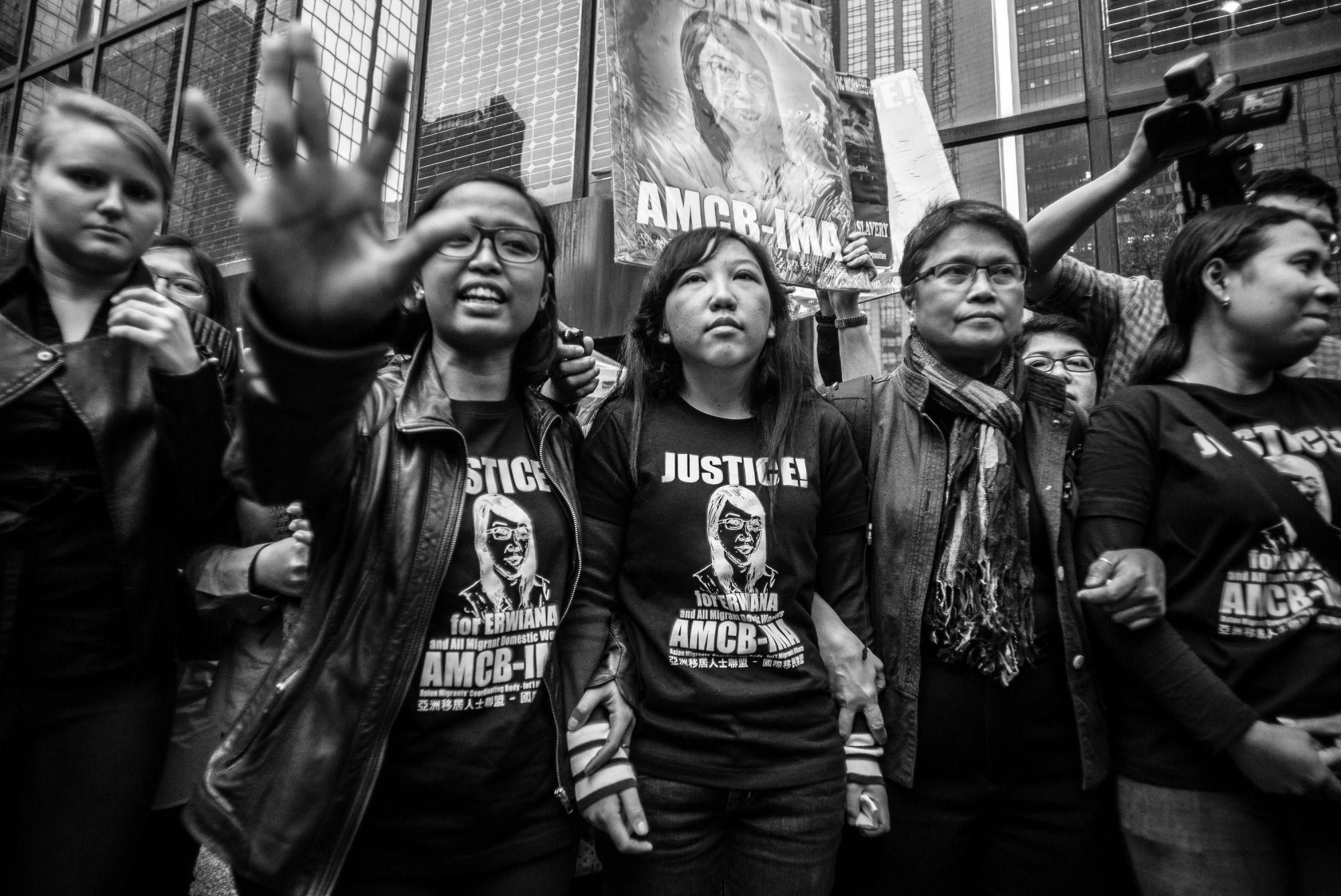 How Xyza Cruz Bacani Went From Migrant Worker To Internationally Acclaimed Photographer