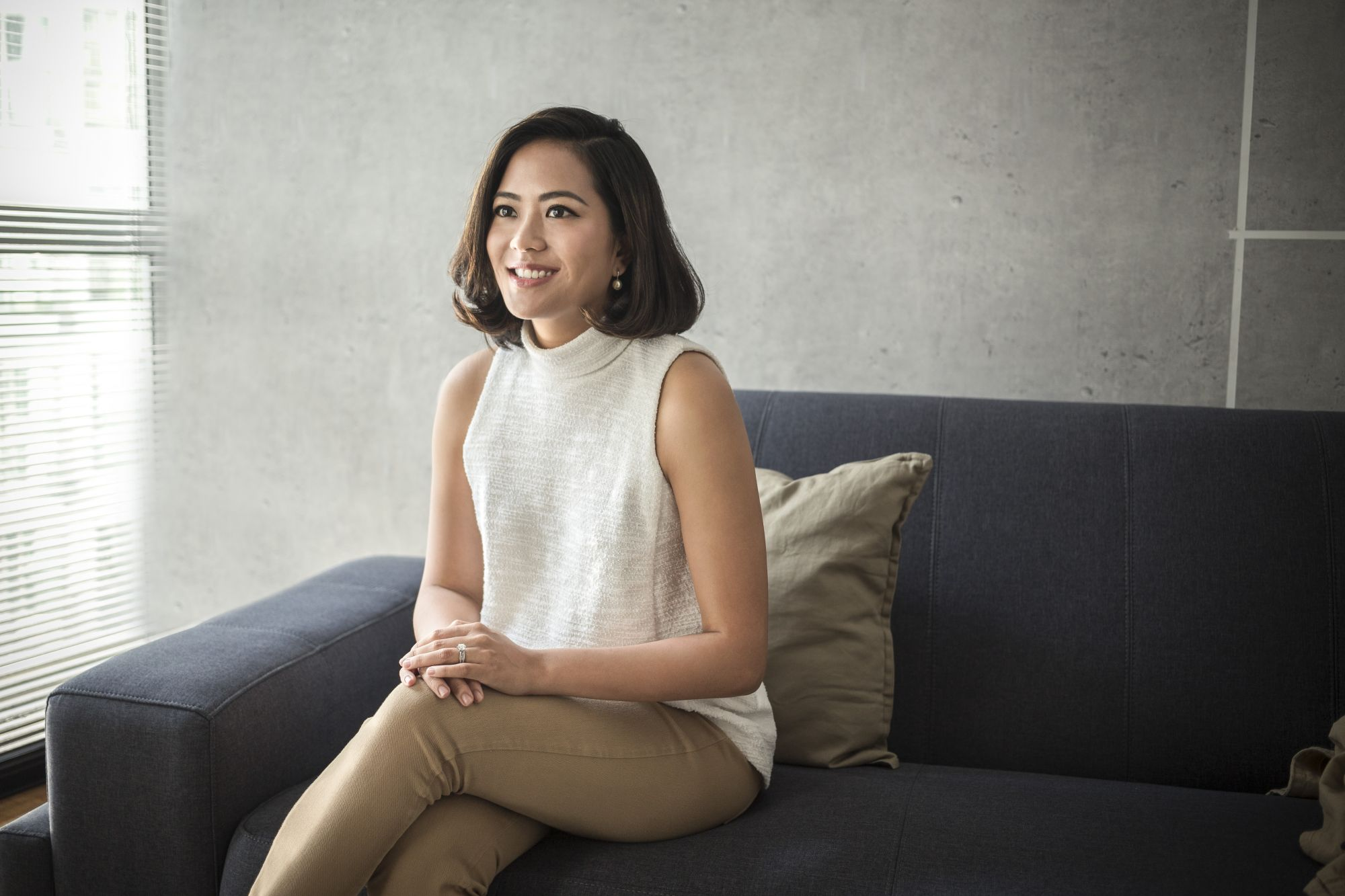 What Matters To Me: Francesca Chia, CEO And Co-Founder Of GoGet