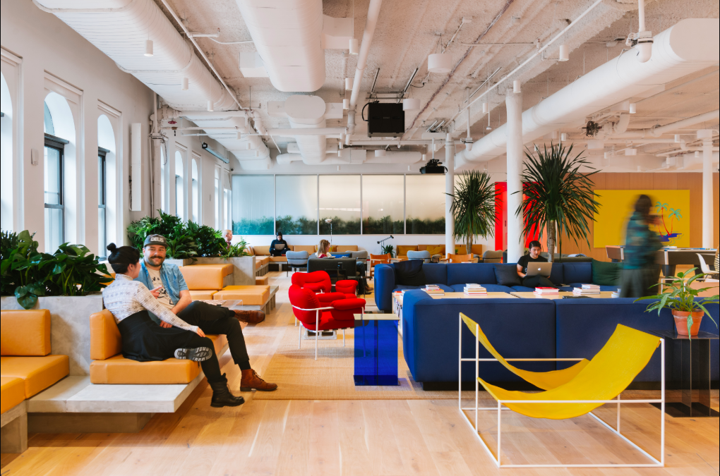 Co-Working Spaces Are The New Norm. Now What?