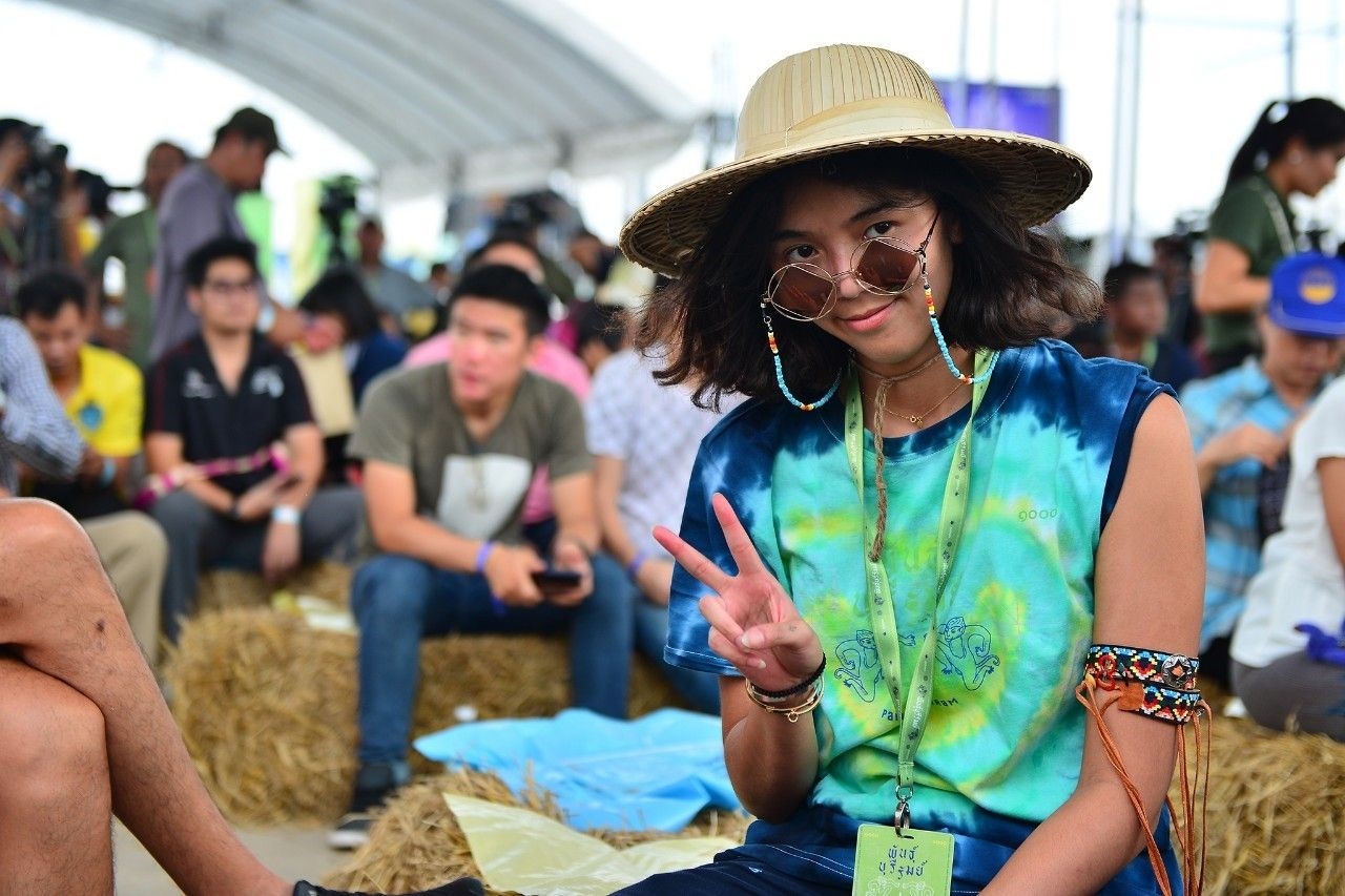 How One Woman's Marijuana Festival Is Changing Thai Culture Forever