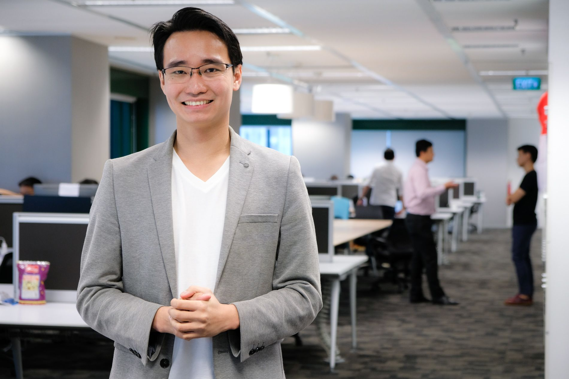 Meet The Man Helping Small Southeast Asian Businesses Find Their Feet