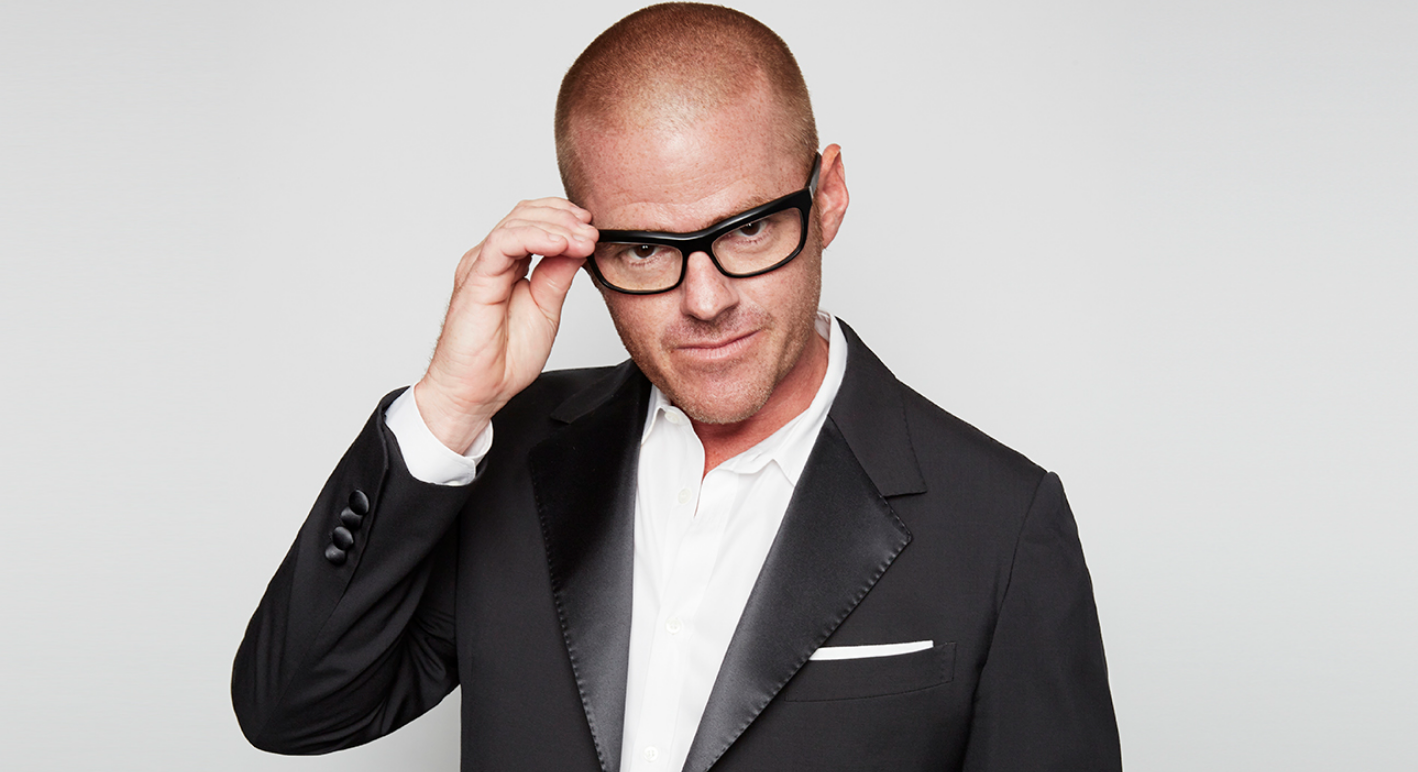 Celebrity Chef Heston Blumenthal On The Future Of Food