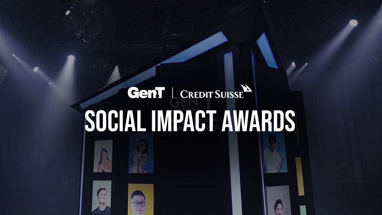 Announcing The Gen.T x Credit Suisse Social Impact Awards