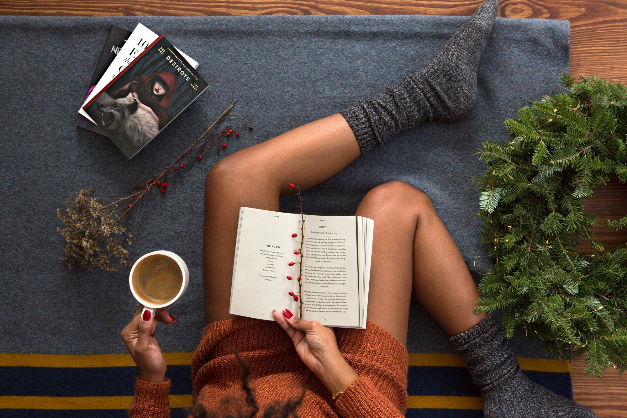 The Top 10 Books For Success To Read This Holiday Season