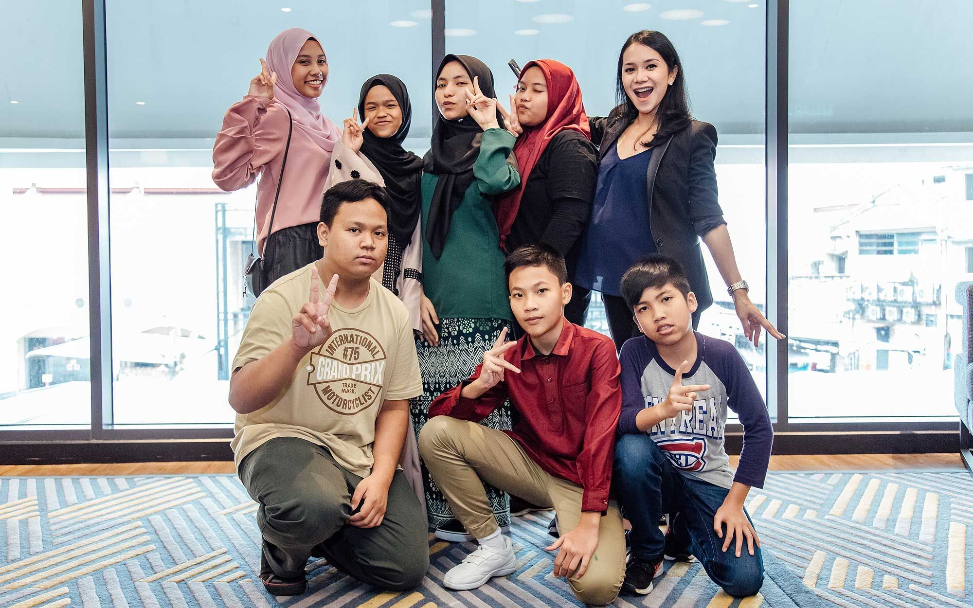 Connect To Change: Mentoring At-Risk Youth In Malaysia