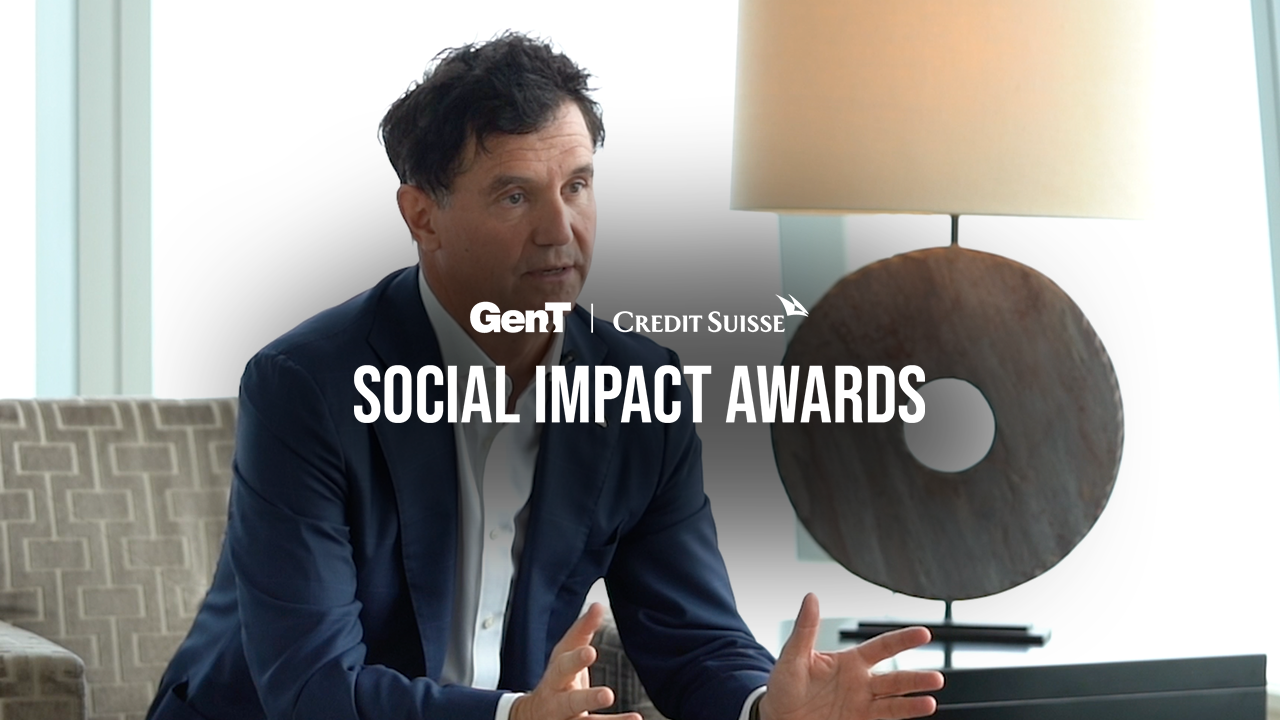 Here's Everything You Need To Know About The Gen.T x Credit Suisse Social Impact Awards