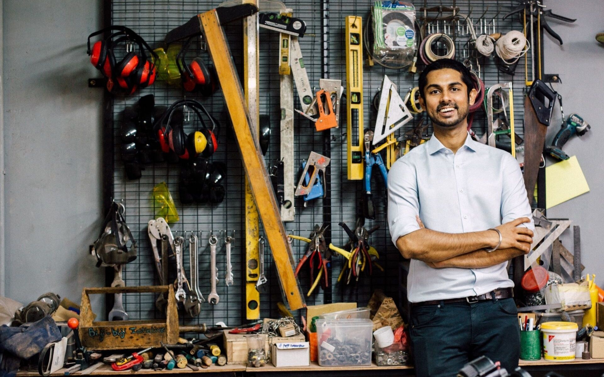 From The Dump To The Boardroom: How Rashvin Pal Singh Made Upcycling Cool