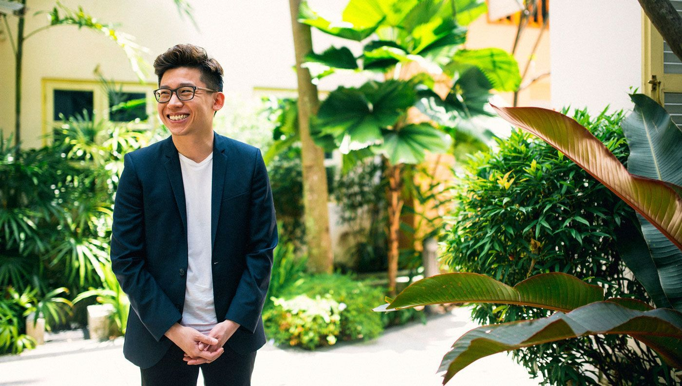 M17 Entertainment Group's Joseph Phua On The Lessons That Shaped His Leadership Approach