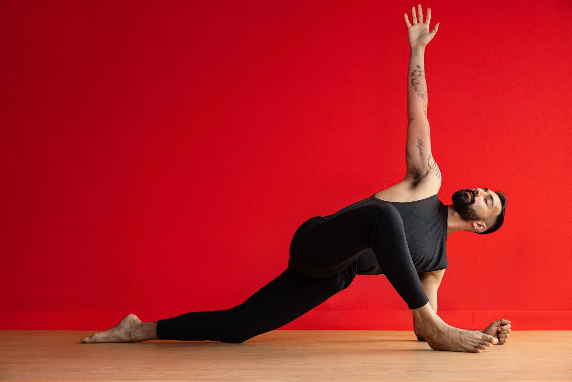 Try This WFH Yoga Workout For Beginners