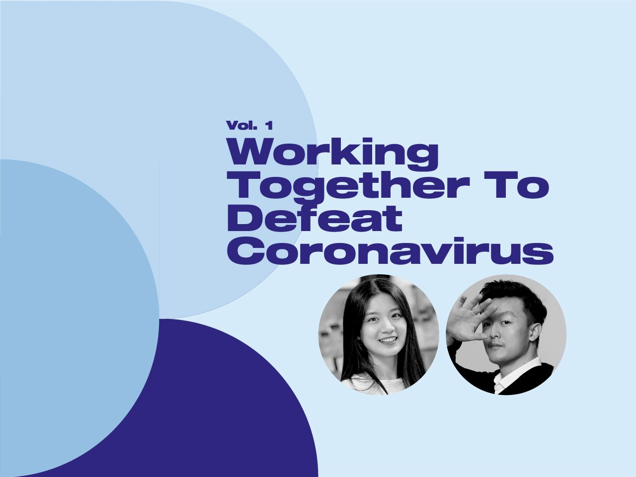 Cloud Talk: Working Together To Defeat Coronavirus